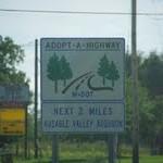 Adopt-A-Highway M-55